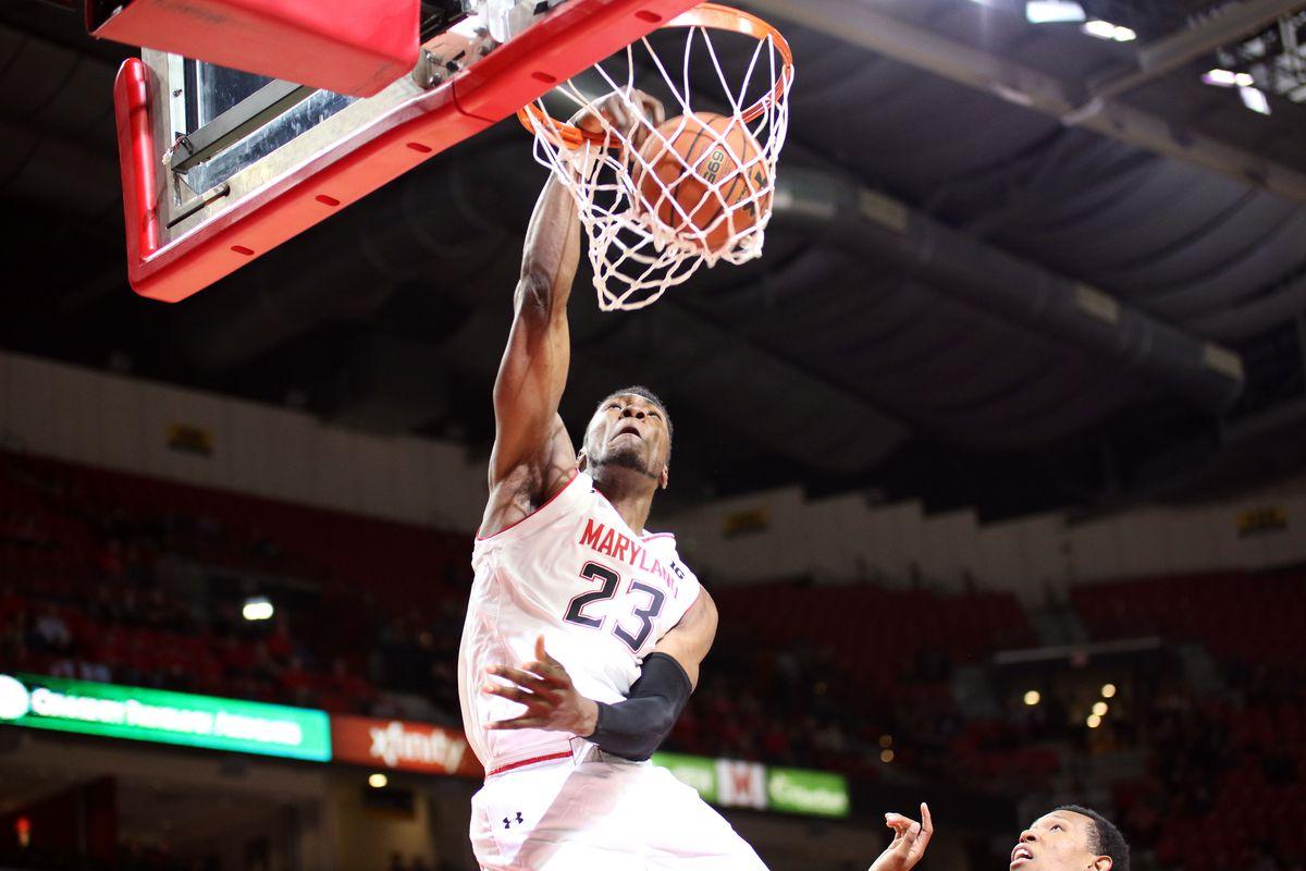 Maryland basketball handles Jackson State, 76-45 - Testudo ...