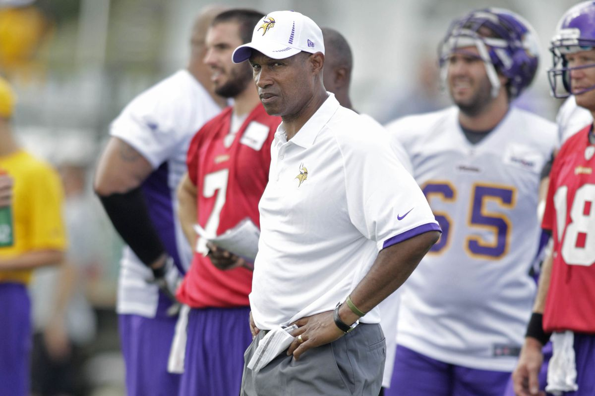 You can tell something big is happening. Look, even Coach Frazier is excited! (We think.)