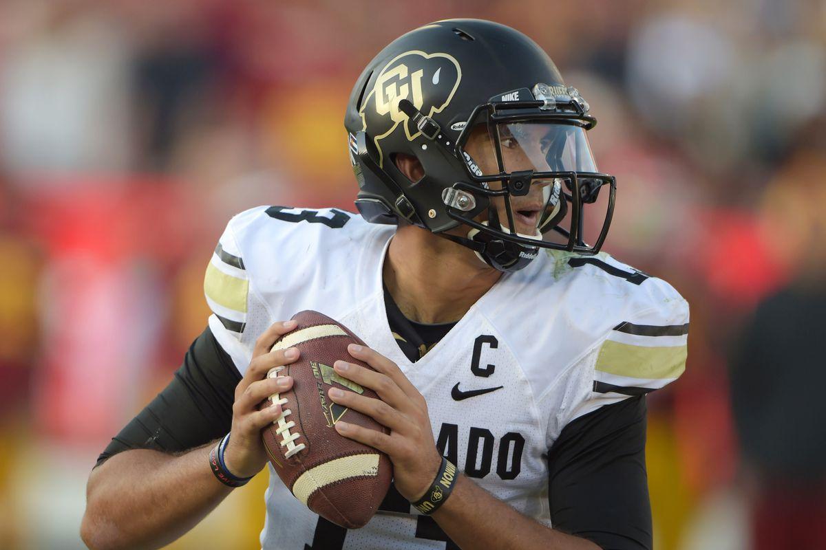 Sefo Liufau had an up and down season in 2014. Can he take his game to the next level in 2015?
