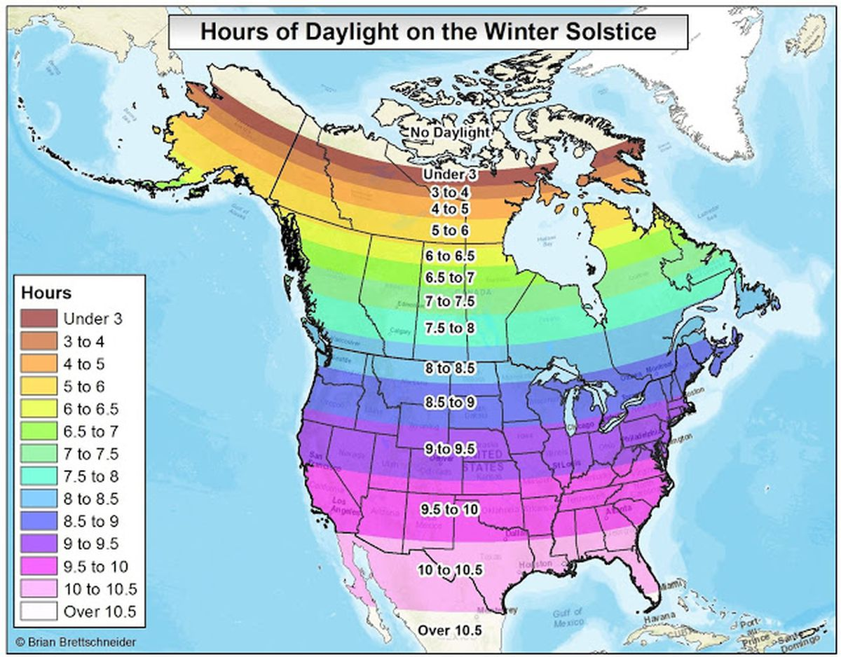 Winter solstice 2017 7 things to know about the shortest day of the brian brettschneider gumiabroncs Images