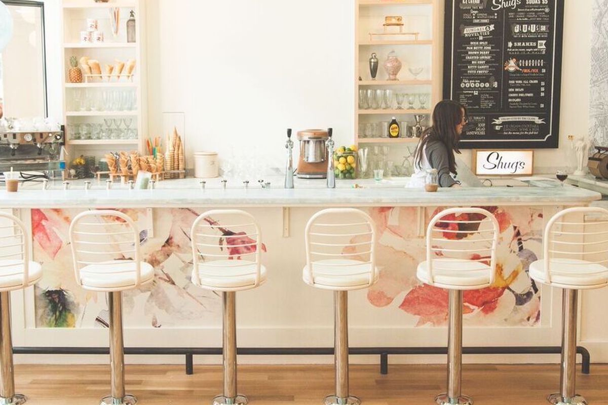 Updated: Radically Retro Ice Cream Shop Opens Downtown - Eater Seattle