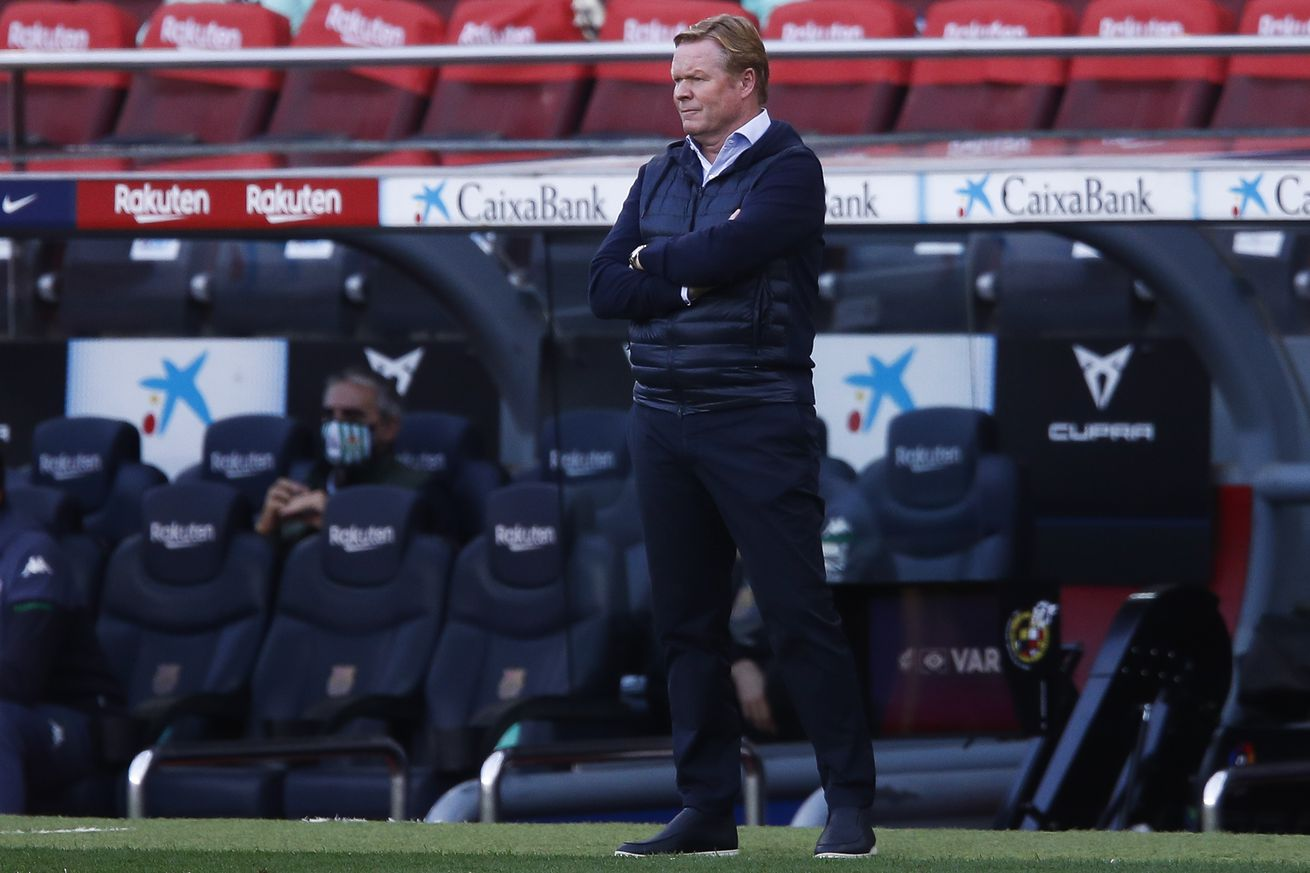 """Should Koeman switch to a 4-3-3 at Barcelona"""""""