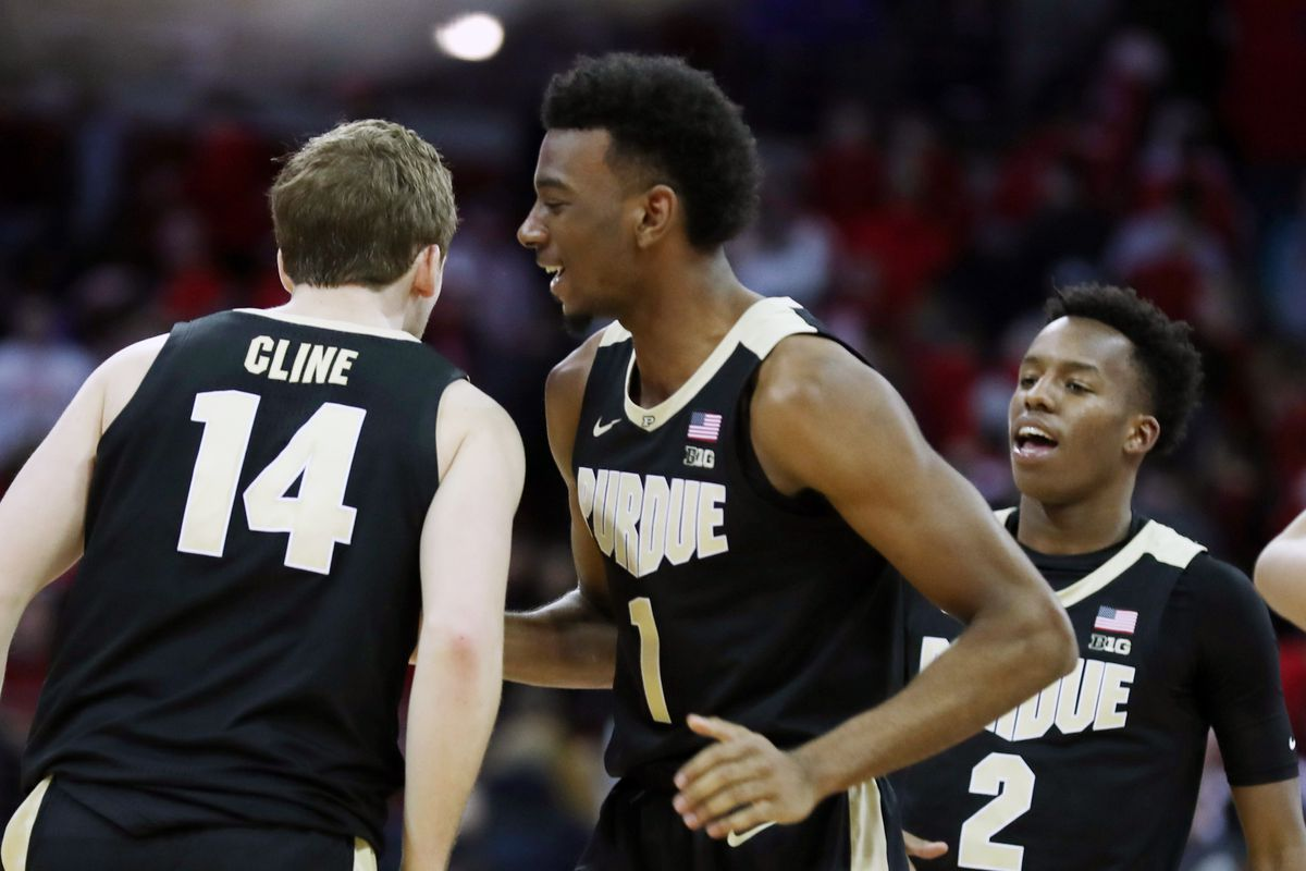 f7fc7d9fe583 College Basketball Rankings January 14  Purdue Receives 16 Votes ...