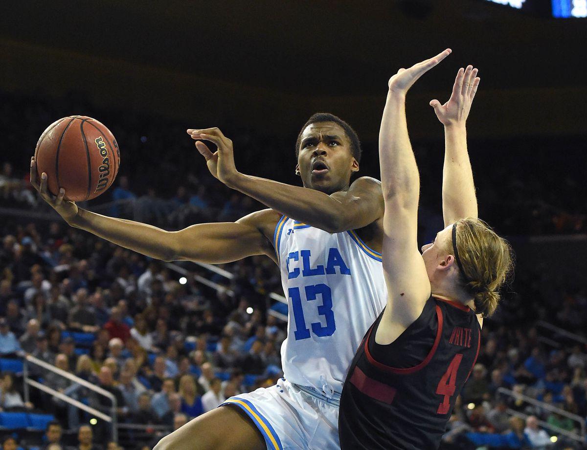 NCAA Basketball: Stanford at UCLA