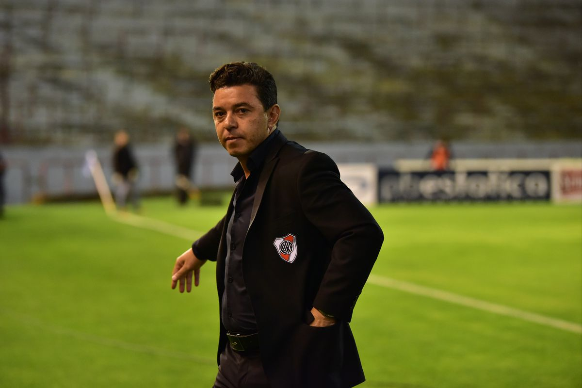 Barcelona deny being in contact with Marcelo Gallardo - report