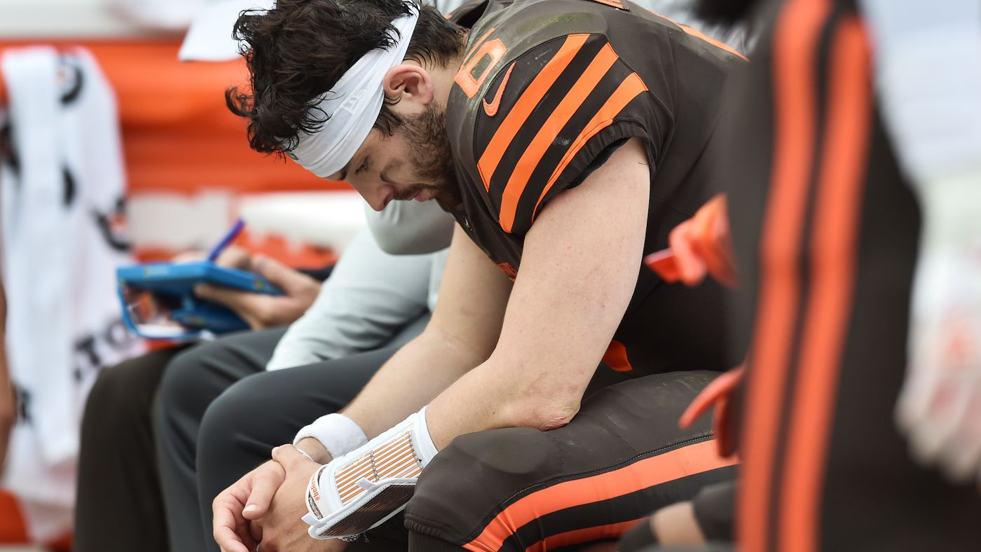 The Cleveland Browns Can't Win If They Can't Protect Baker Mayfield