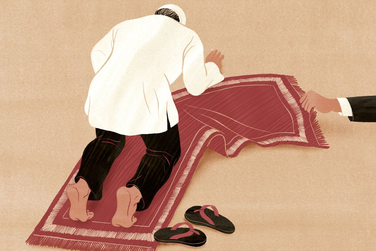 Too many Americans would deny Muslims the religious liberty they insist upon for Christians.
