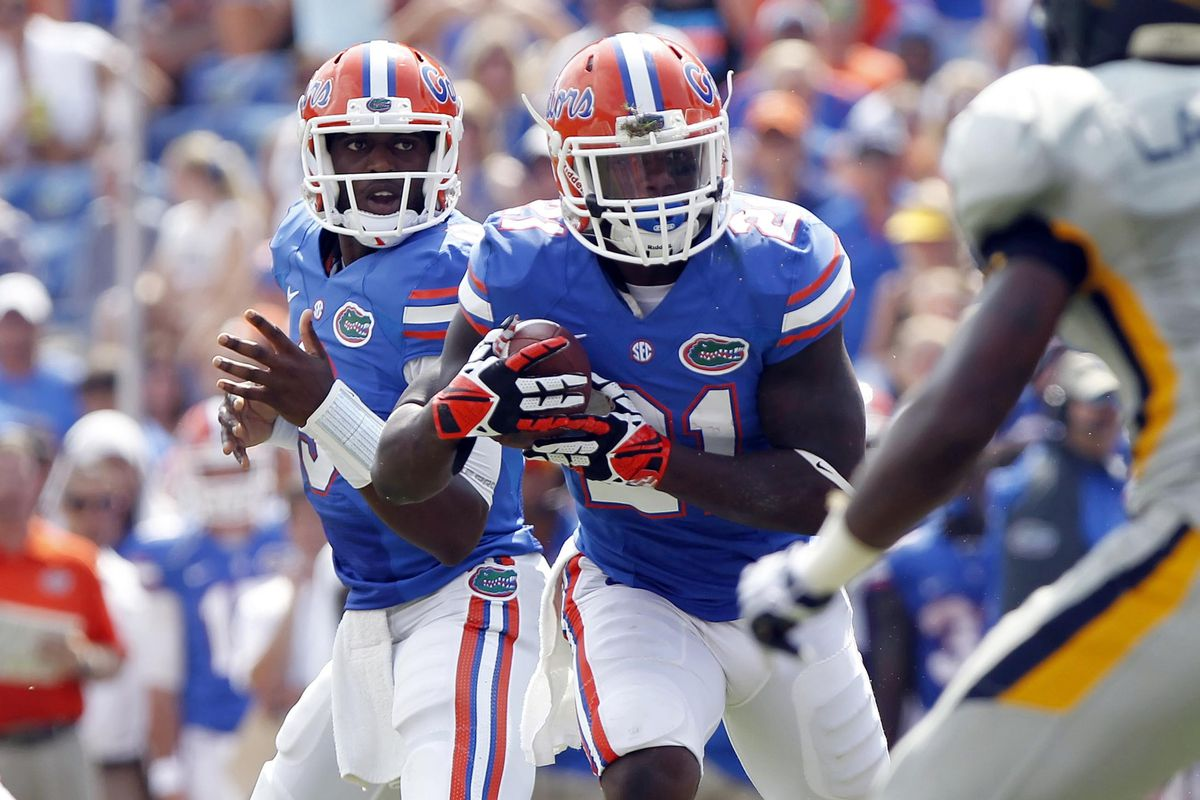 Is this Florida's best backfield?