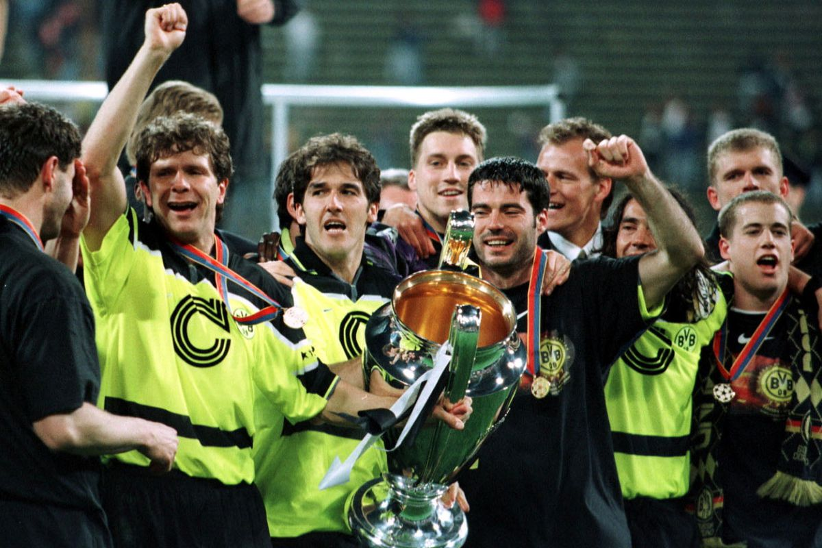 Fussball-Europapokal 1996/1997