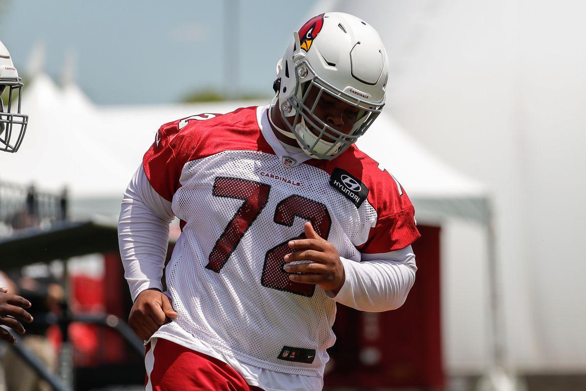 NFL: JUN 11 Arizona Cardinals Minicamp