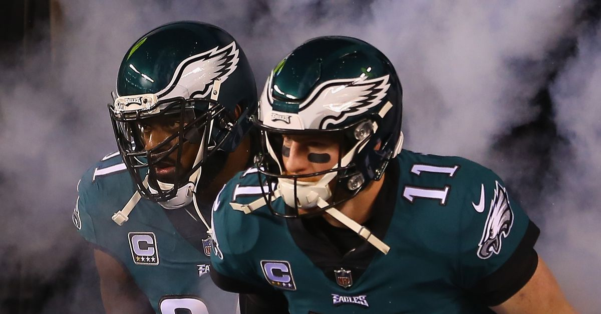 The Linc - 6 Eagles make CBS Sports list of top 100 NFL players