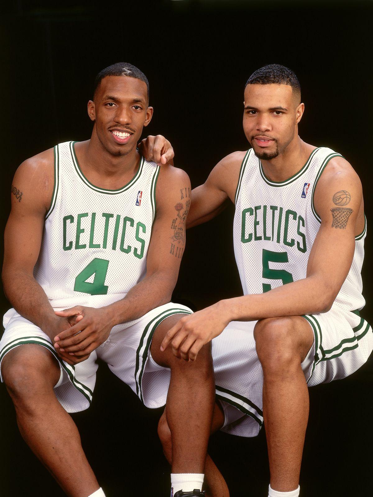 1998 NBA All-Star Rookie Challenge Portraits