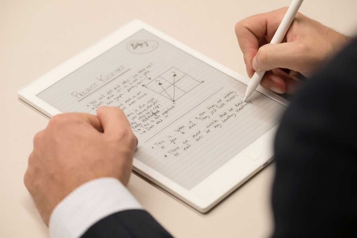 can this giant e ink tablet make paper obsolete the verge as a material paper has a lot of benefits it s been around for thousands of years it s a universally understood medium and it s cheap
