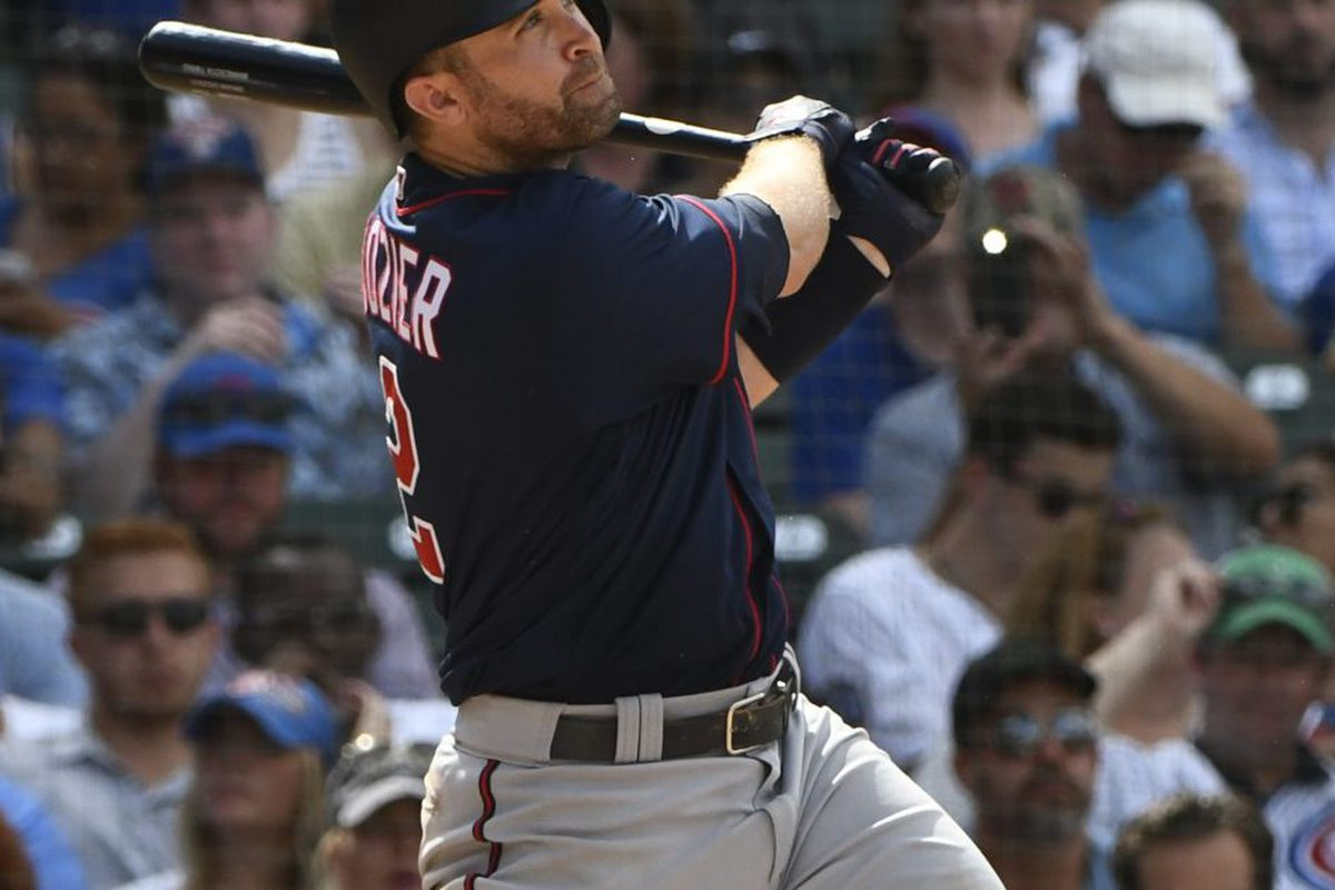 half off a46cc 328c5 Brian Dozier contract: Nationals sign infielder to 1-year ...
