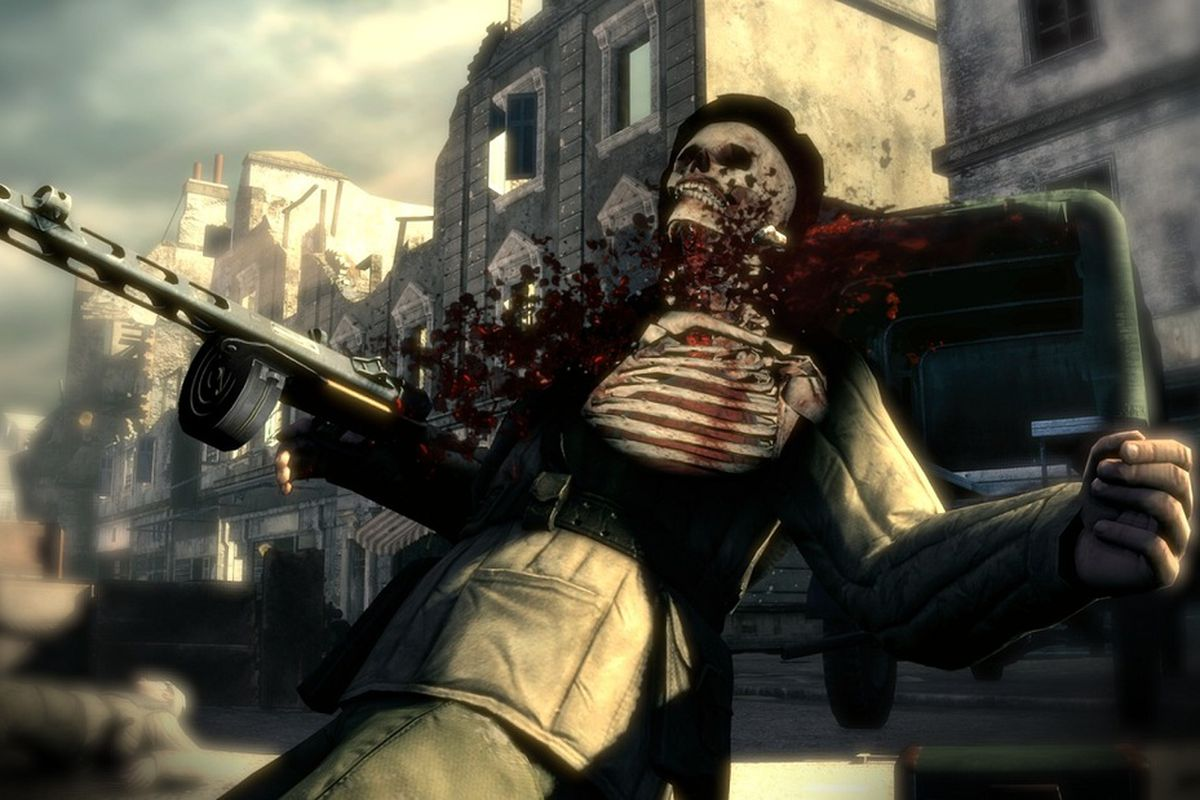 Gallery Photo: Sniper Elite V2 screen shots