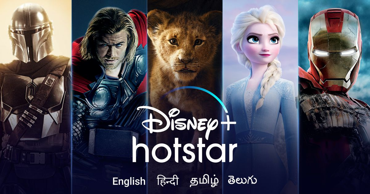 Disney Plus won India's streaming war years before launch