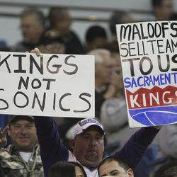 'Kings not Sonics'