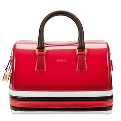 Candy Bag in Fiamma and Petalo, $448