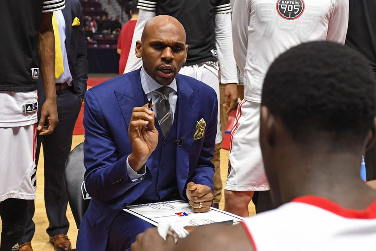 Know The Coaching Candidate: Jerry Stackhouse Posting and