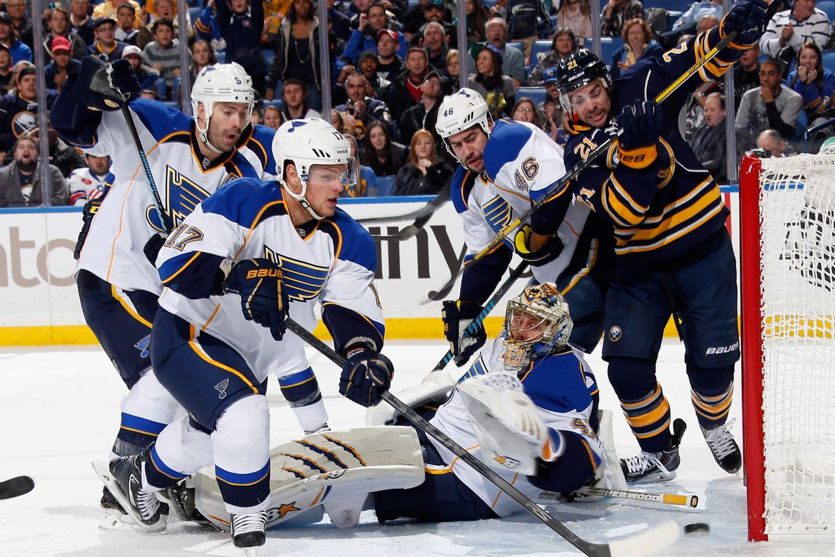 Laying down on the job? The Sabres need YOU.