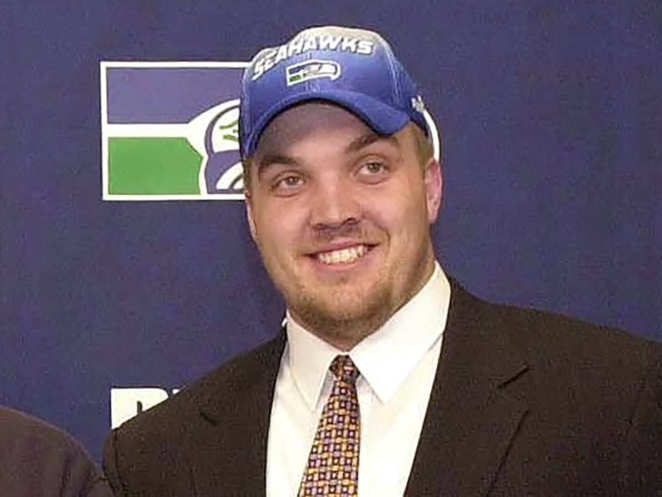 Chris McIntosh, shown in a file photo from 2000, will become the new athletic director at Wisconsin.