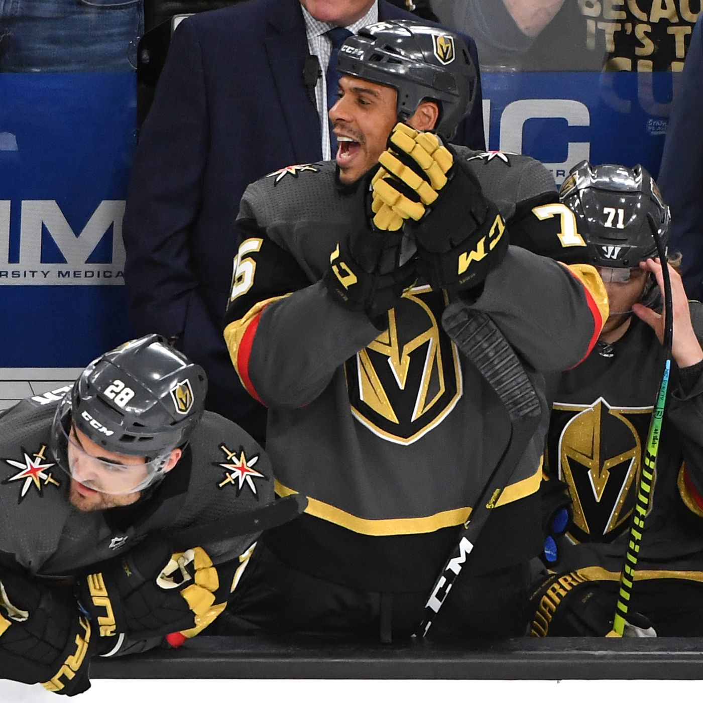 Which beer is your favorite Golden Knights player - Knights