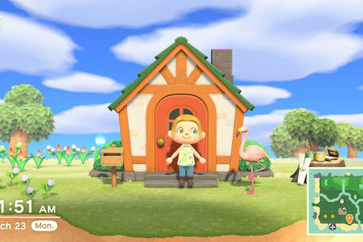 """As seen by its status as a new internet meme at this point, """"Animal Crossing"""" couldn't have come at a better time."""