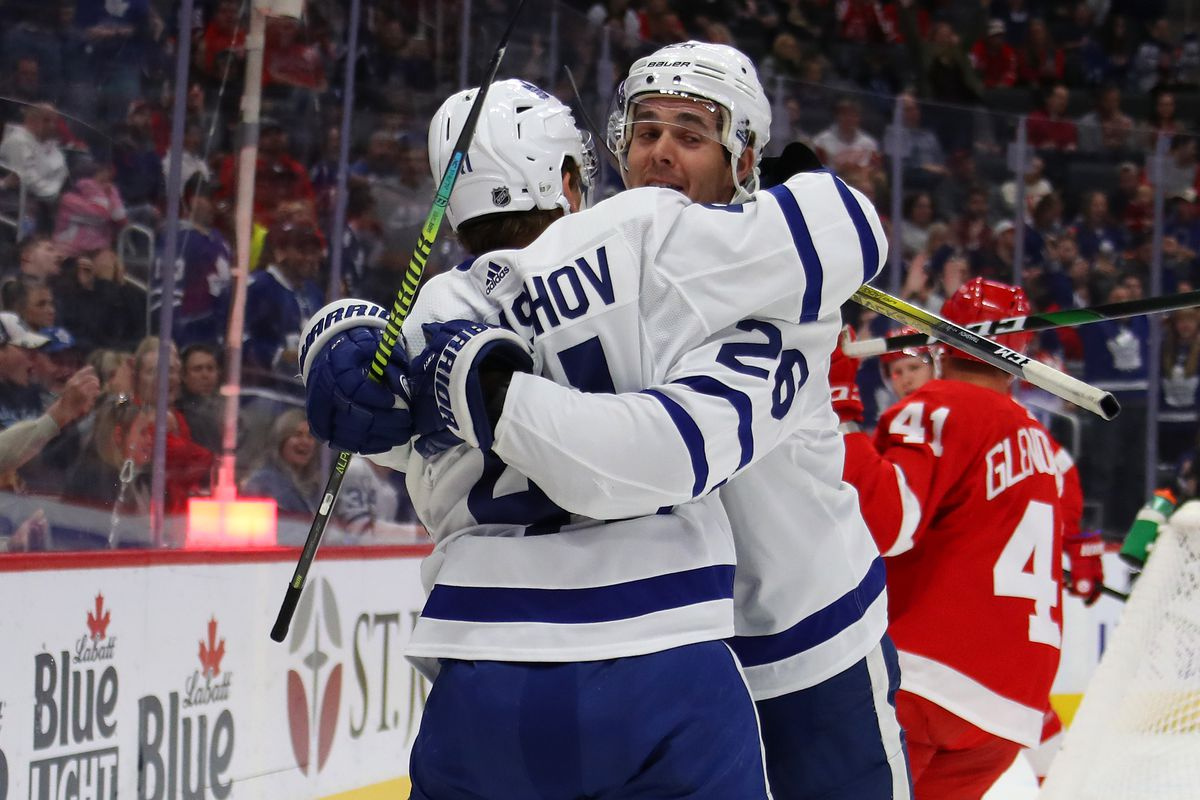 Daily news and chat: The Maple Leafs remind us they've still got it