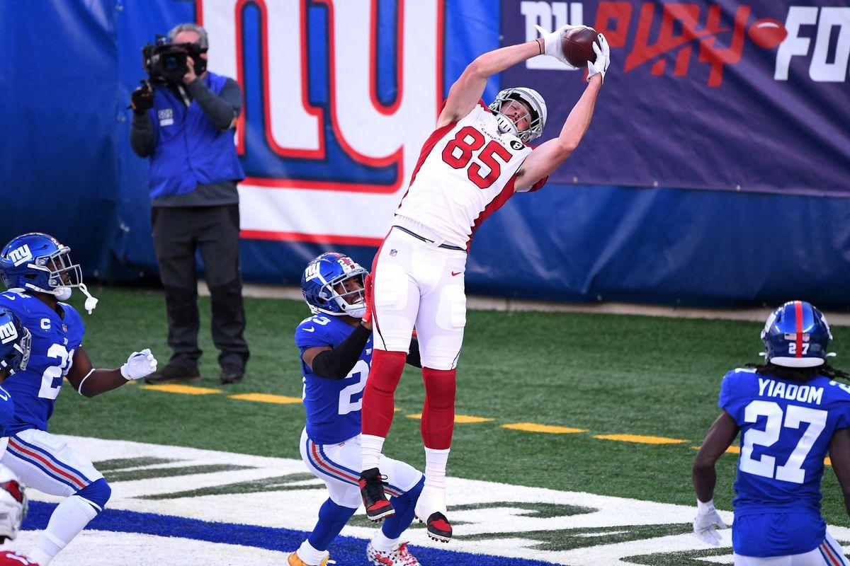 NFL: Arizona Cardinals at New York Giants