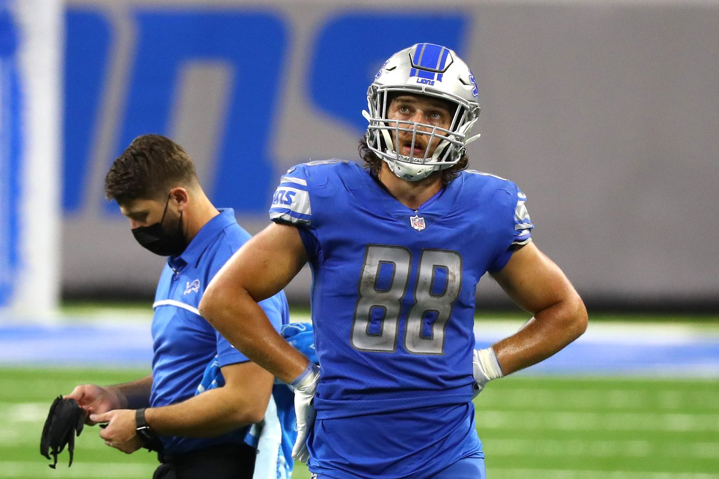Detroit Lions Shut Out Of Pff S Top 50 Players Of 2021 List Pride Of Detroit