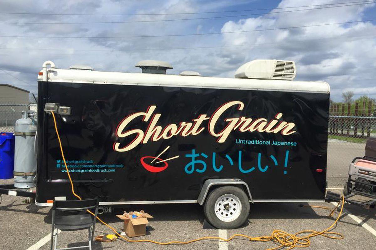 Short Grain Food Truck