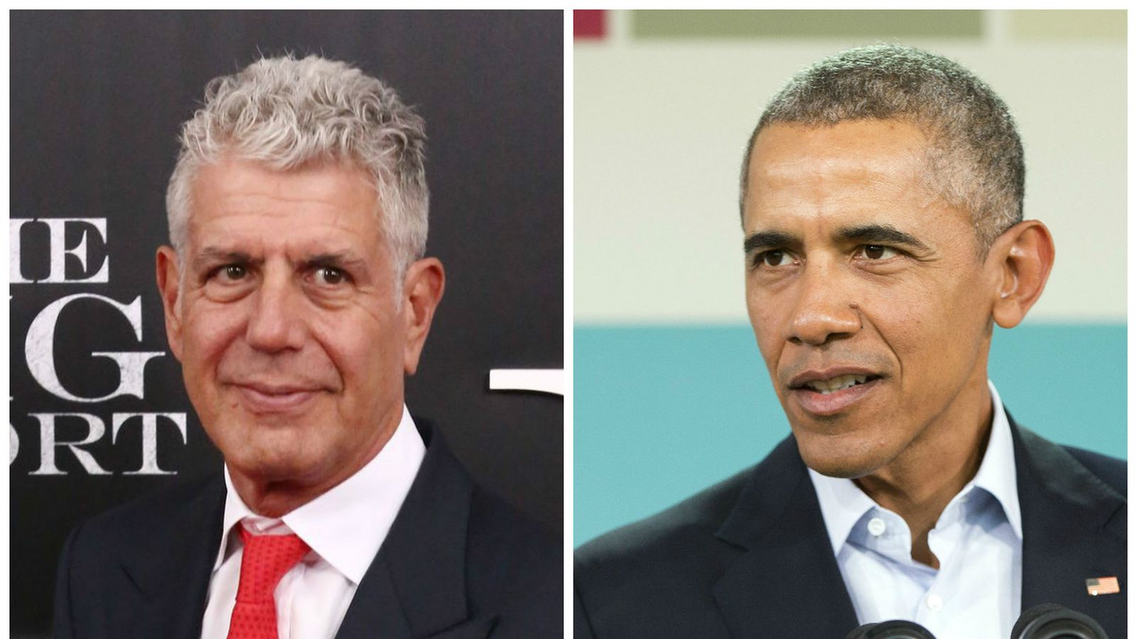 President Obama Just Had Dinner With Anthony Bourdain [Updated]