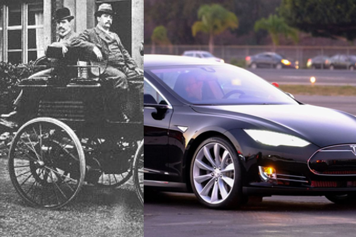 The Electric Car S Long Road From 1830s To 2010s Explained