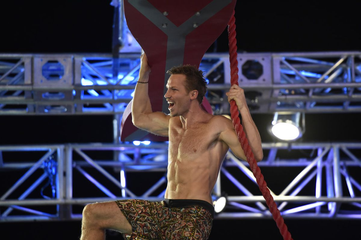 American Ninja Warrior All Star Special Skills Challenge