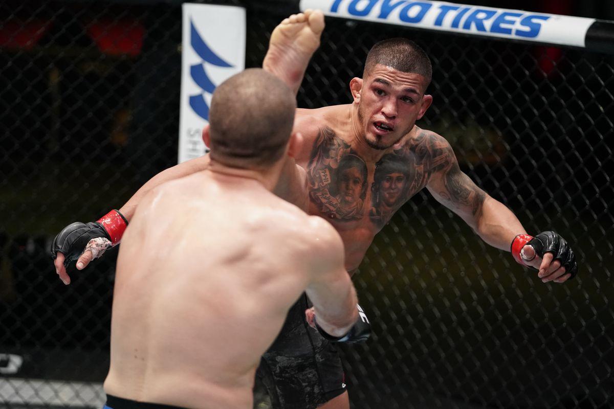 UFC Fight Night: Pettis v Morono