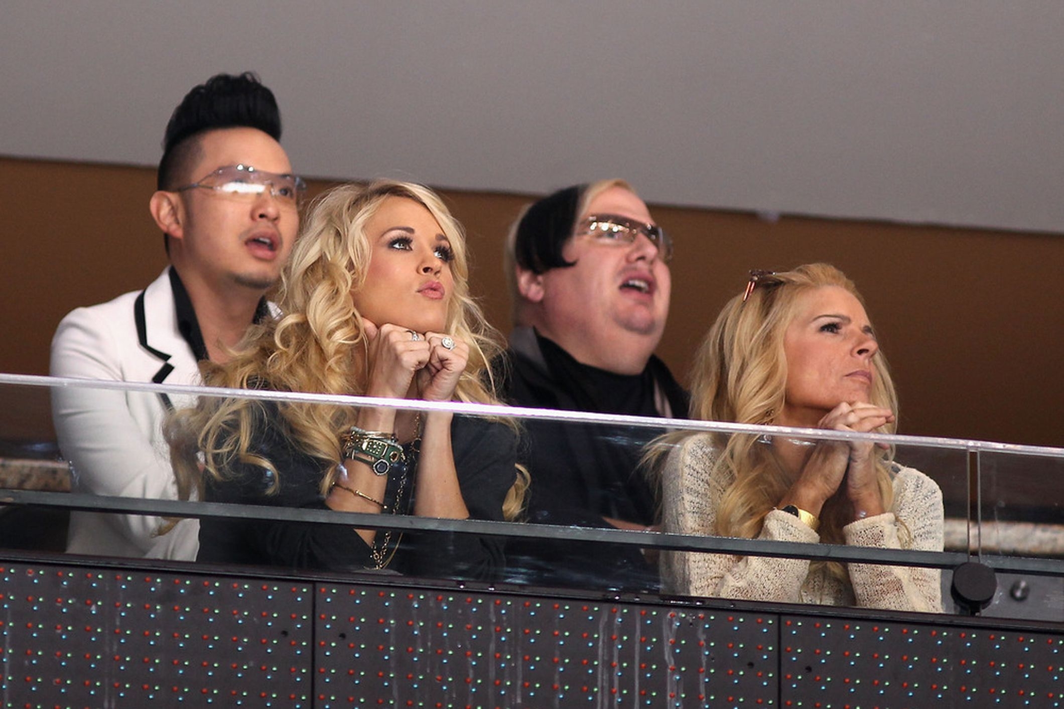 Nashville Predators News: Mike Fishers Wife Chosen to