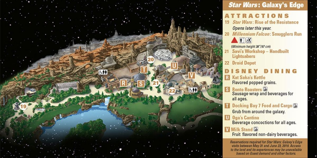 Star Wars Land: where to go, what to eat, and how to hack Galaxy's