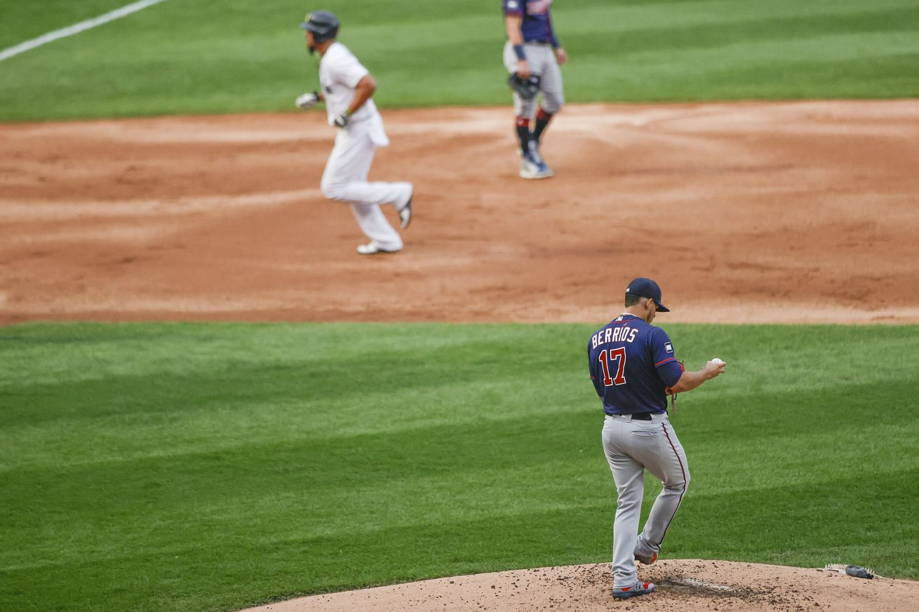 MLB: Game Two-Minnesota Twins at Chicago White Sox
