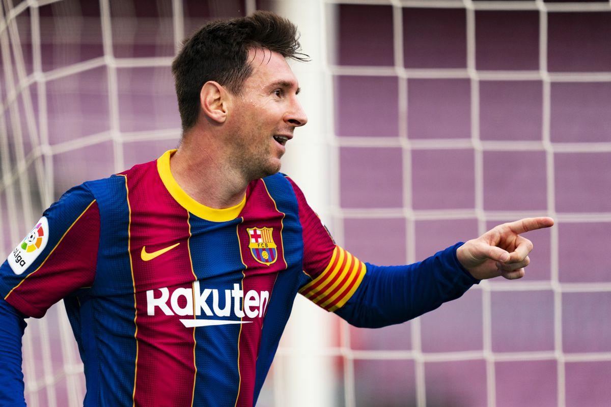 La Liga 2020/2021, FC Barcelona - Celta de Vigo