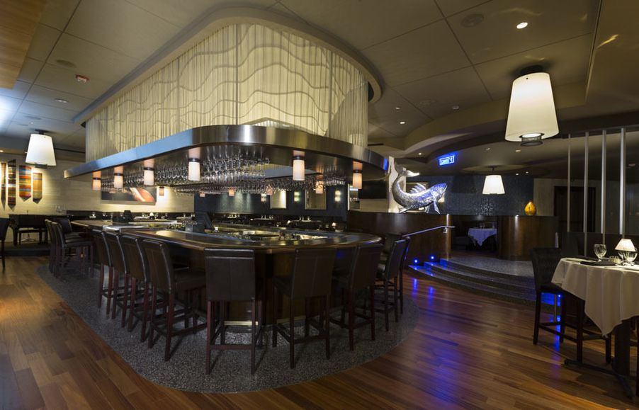 Eddie V S Prime Seafood Opens Today In River North Eater