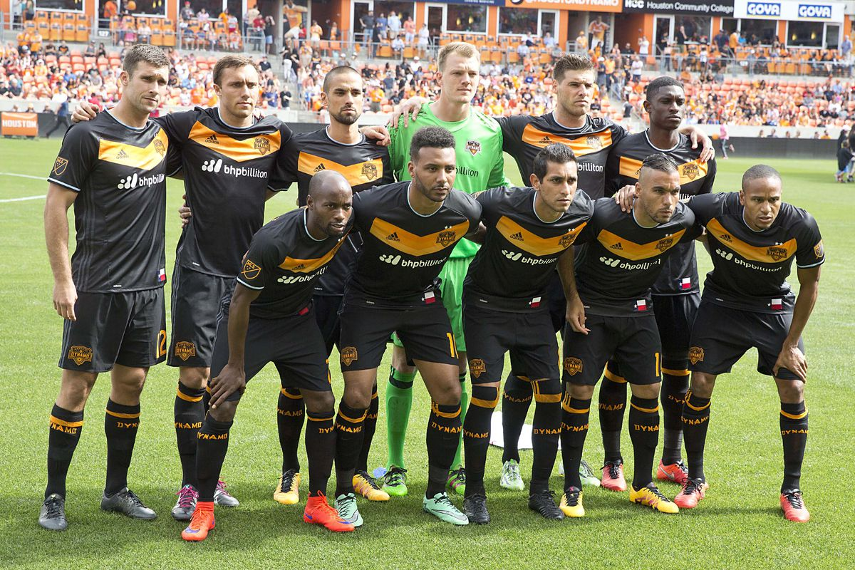The Houston Dynamo prepare to host the Seattle Sounders on Sunday, April 11.