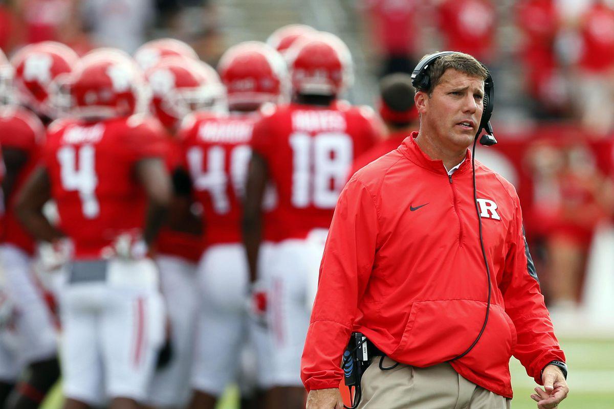 NCAA Football: New Mexico at Rutgers