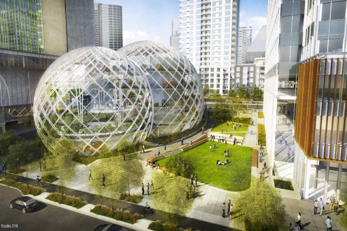 Could Atlanta Win Quest To Land Massive New Amazon Headquarters