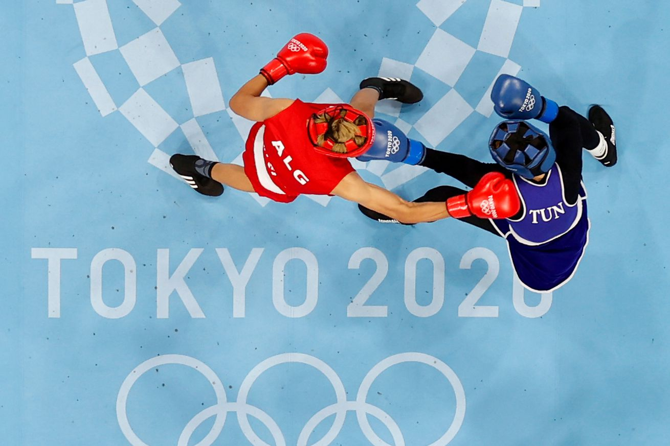 <label itemprop='headline'><a href='https://www.mvpboxing.com/news/boxing/1627675807/Tokyo-2020-Olympics-Day-8-Live-coverage-10-pm-ET?ref=headlines' itemprop='url' class='headline_anchor news_link'>Tokyo 2020 Olympics, Day 8: Live coverage, 10 pm ET and 4 am ET</a></label><br />Photo by Ueslei Marcelino - Pool/Getty Images  It's day 8 in Tokyo and one of Team USA's top h