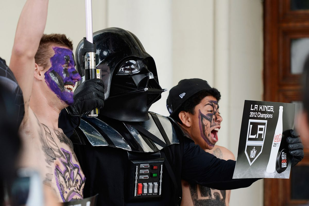 The ability to destroy the souls of Ducks fans is insignificant next to the power of The Force.
