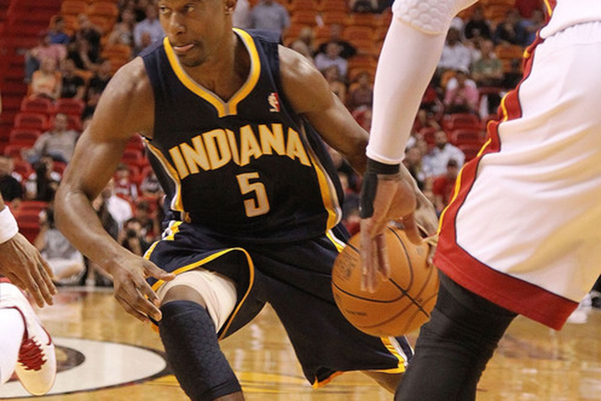 e3abc549aec6 Indiana Pacers 2010-11 Player Review  T.J. Ford - Indy Cornrows