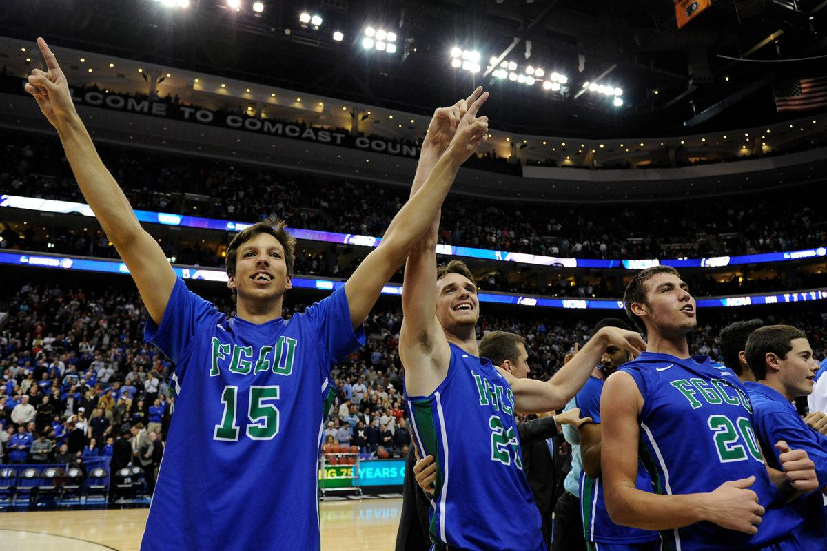 If you're not looking forward to seeing these guys play Kansas, you're broken.