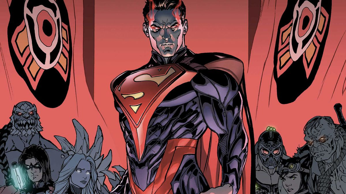 Dc Universe S Injustice Series And Its Weird Wild