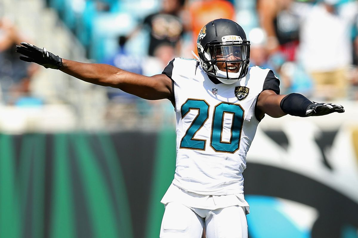 Jalen Ramsey off PUP Calais Campbell and A J Bouye return to