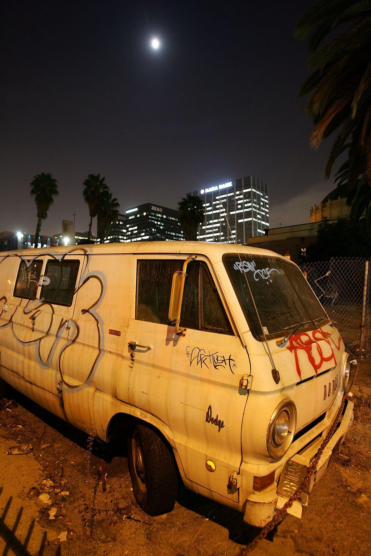 Crime Rises In LA's Koreatown